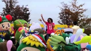 2015/11/22 羽生水郷公園 第6回 世界キャラクターさみっとin羽生 結婚...