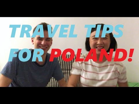 MATSAN | TIPS FOR TRAVELING IN POLAND!