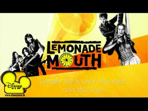 Lemonade mouth Breakthrough Karaoke