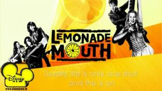 Lemonade mouth Breakthrough Karaoke