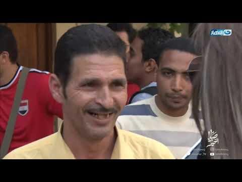 صبايا الخير | عامل بجامعة حلوان يتفاجئ بشئ لم يكن يتوقعه في نهاية خدمته شاهد ماذا حدث له