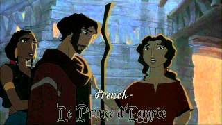 The Prince of Egypt : When You Believe - Miriam's One-Line Multilanguage