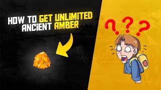 How To Get Unlimited Ancient Amber In Ark Mobile ? + 00 Time Issue Solved 🤯 | Part 06 | Ark Mobile