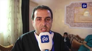 مبادرة في الخالدية بالمفرق لإيصال الدواء وفحص المراجعين في منازلهم 6/4/2020