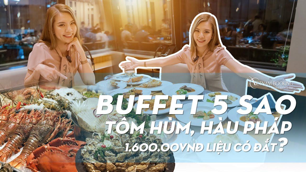 Buffet Hải Sản 5 Sao Tại Nikko Sài Gòn 1.600.000VNĐ Liệu Có Xứng Đáng | Vietnam Booking