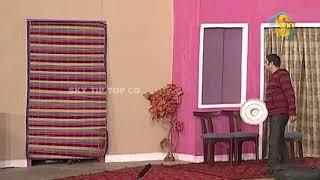 Zafri Khan Iftikhar Thakur and Sajan Abbas Stage Drama Full Comedy Clip