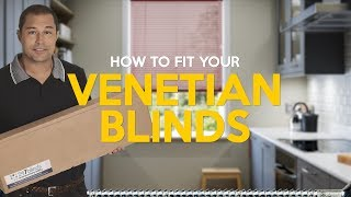 How To Fit Venetian Blinds MP3