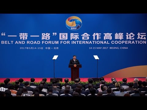 Belt and Road Forum---the opening of a new era