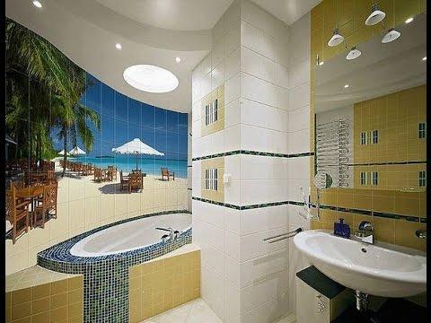 Дизайн ванны 4 кв