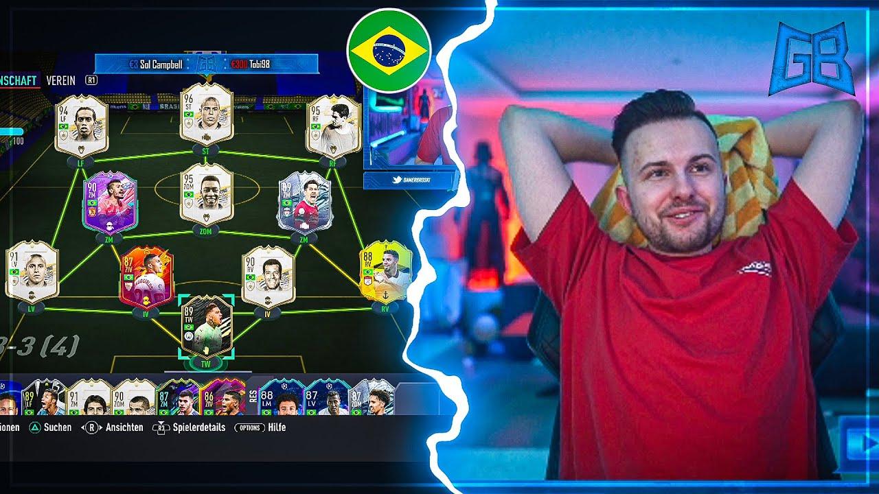 GamerBrother BEWERTET sein BRASILIEN WEEKEND LEAGUE TEAM 🔥 | GamerBrother Stream Highlights