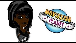 Moviestarplanet #3 | Czarna Ameba