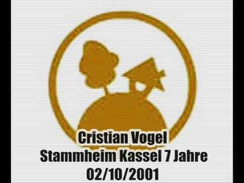 Cristian Vogel - 2001-02-10 Stammheim Kassel 7 Jahre/ Part 1