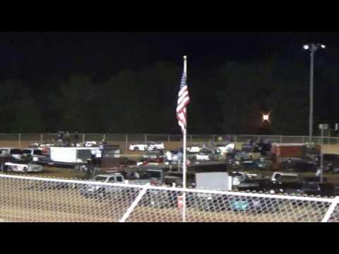 Swainsboro Fire Cracker 100 Pure Stock Heat Races 07/06/18