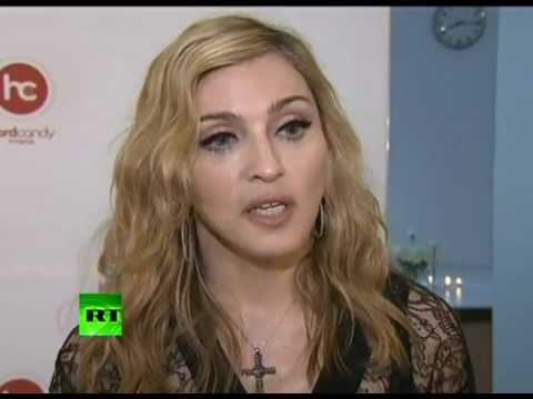 Мадонна о Pussy Riot