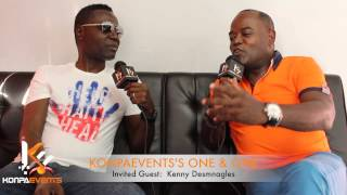 Kenny Desmangles on why he left Zenglen
