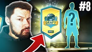 FINALLY INSANE REWARDS! - #FIFA19 ULTIMATE TEAM DRAFT TO GLORY #08