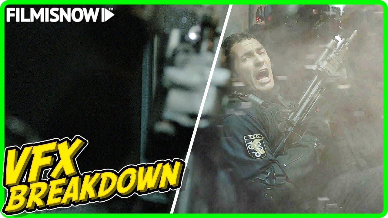 MONEY HEIST - Season 1/2 | VFX Breakdown by Dø Postproduction (2017)