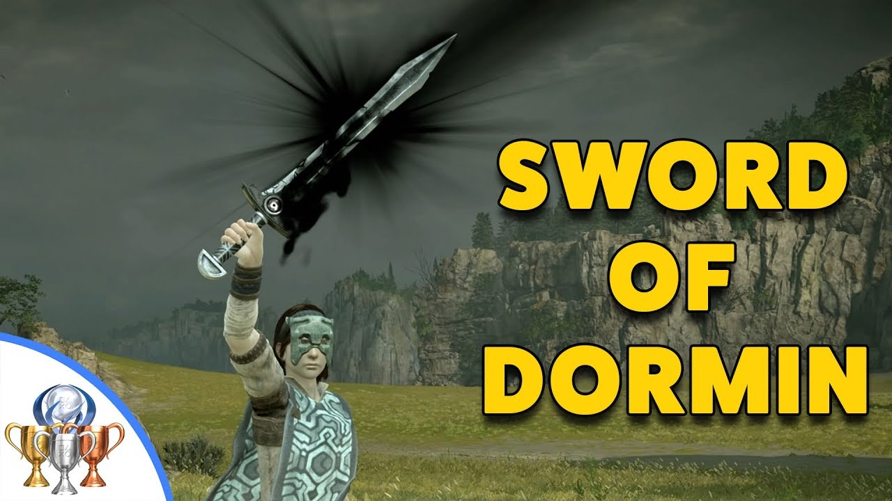 Download Shadow of the Colossus SECRET SOLVED, 79 Gold Coin Relics & THE SWORD OF DORMIN!!!!! (Live Reveal)
