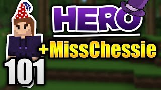 Minecraft HERO #101 - Meine Freundin und Ich! | Zombey