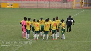 Ahala Academy Football Club Television  MATCH COMPLET AAFC vs LIONS U17