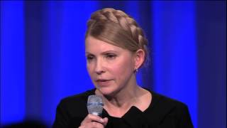 Yulia Tymoshenko (UA) speech at the EPP Congress, Dublin
