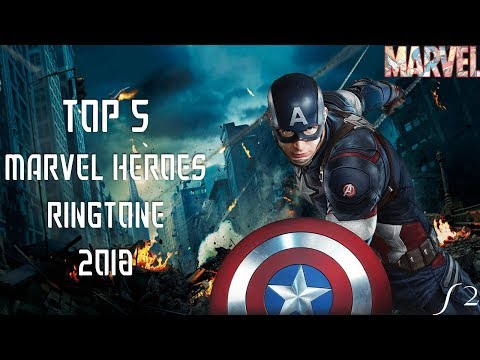 Top 5 Marvel Heroes Ringtone 2018 |Download Now| S2