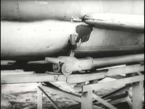 German Jets And V1 And V2 Flying Bombs Of WW2