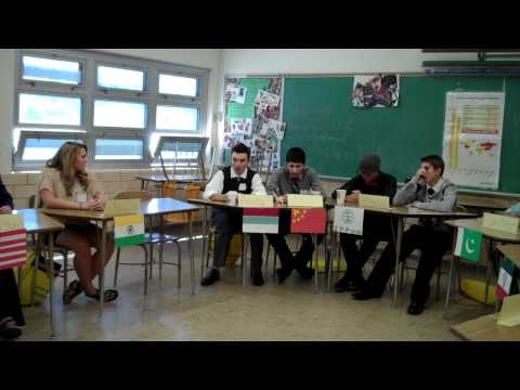 Pueblo West High School - Los Cyclones - Formal Presentation