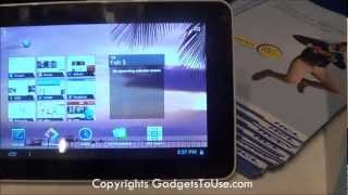 hcl me u2 tablet hands on review hardware software camera and more details