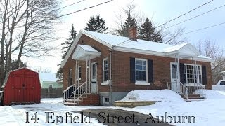 14 Enfield Street - Auburn Maine Home For Sale