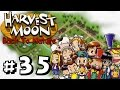 Harvest Moon Back To Nature (PS3) - Part 35 - Mining Expedition