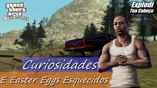 Explodi Tua Cabeça #18: San Andreas e Suas Curiosidade e Easter Eggs Esquecidos
