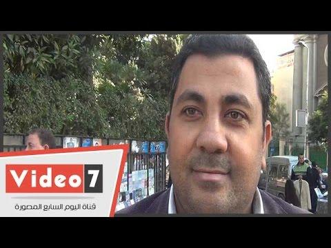 اليوم السابع : مواطن يطالب المسئولين بحل أزمة الزحام المرورى بالقاهرة