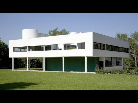 20th Century Architecture Modernism Bauhaus DeStijl and International Style cc