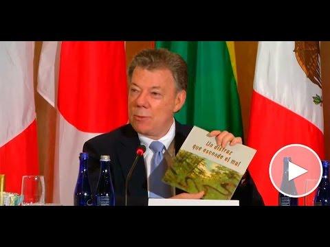 Palabras del Presidente Juan Manuel Santos durante la Iniciativa Global de Desminado Humanitario