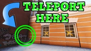 TELEPORT THROUGH WALL - Rainbow Six Siege (Operation Blood Orchid)