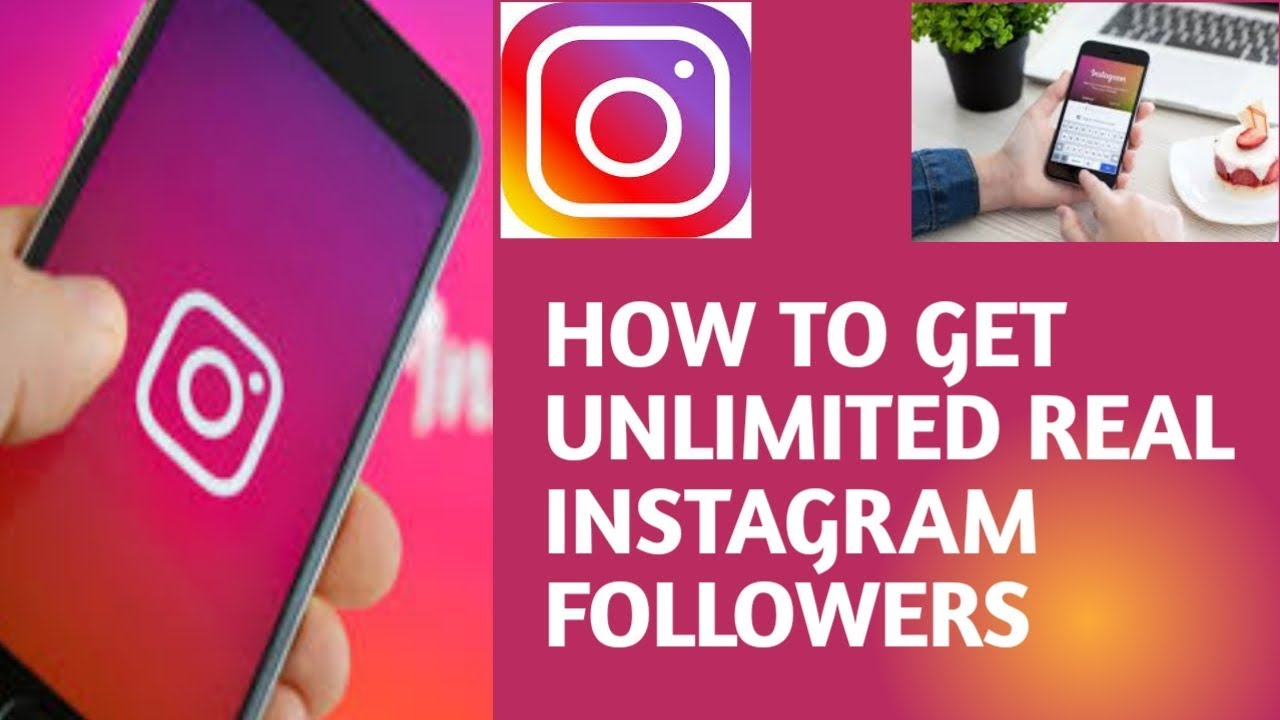 2018 How To Get Unlimited and Real Instagram Followers | Get 10000+ Instagram Followers For FREE