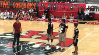 CHHS Pep Boys 2014 Coppell