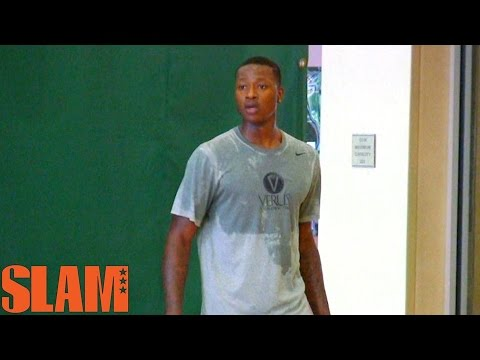 Terry Rozier 2015 NBA Draft Workout - 1st Round Draft Pick 2015 - Louisville Cardinals