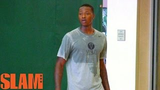 Terry Rozier 2015 NBA Draft Workout - 1st Round Draft Pick 2015 - Louisville Cardinals