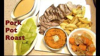 Pork Pot Roast Tefal Cook4Me cheekyricho cooking video recipe episode 1,186