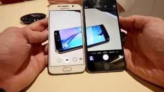 samsung galaxy s6 edge vs apple iphone 6 plus vergleich 4k deutsch