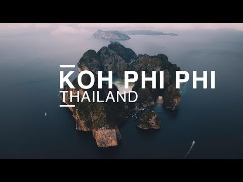 2 DAYS ON KOH PHI PHI