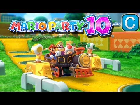 Cemu Emulator 1.11.5d | Mario Party 10 (Triple Core) [1080p] | Nintendo Wii U