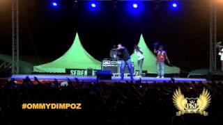 Ommy Dimpoz Ndagushima Live