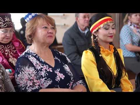 В Бакале Саткинского района состоялся конкурсов чтецов на языках тюркских народов