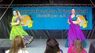 International strassen fest, sindelfingen, Germany--Hindi dance.mp4
