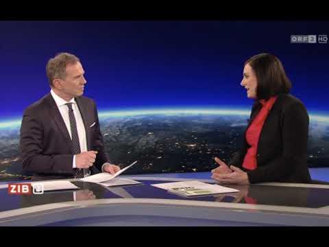 Elisabeth Köstinger im ZIB 2 Interview zu #Mission2030