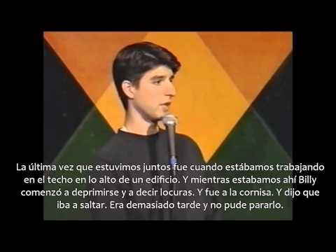 Stand Up Subtitulado Demetri Martin- EL chiste