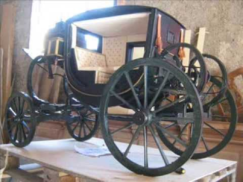 come costruire una carrozza antica build an old coach